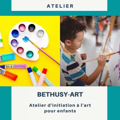 Cours d'arts plastiques pour enfants