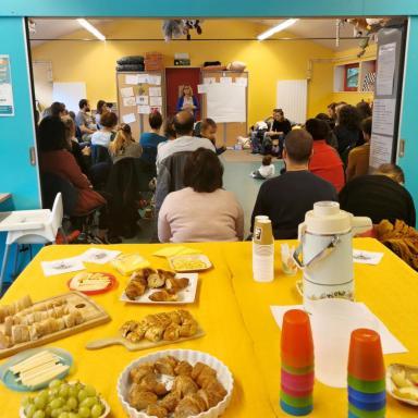 Café des parents pour vos associations/école/entreprises/institutions