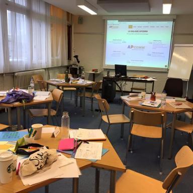 Formation continue pour les professionnels de l'enfance: Neurosciences, communication et émotions