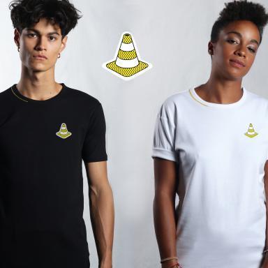 Le T-shirt Cône