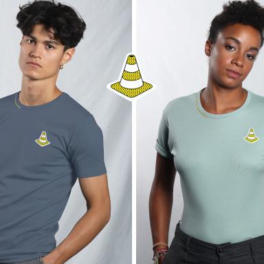 Le Cône T-shirt Héros edition