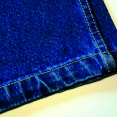 Ourlet jeans