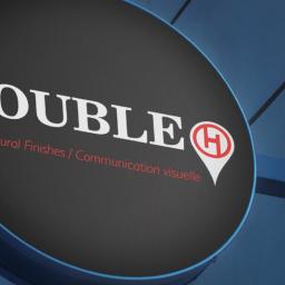 Doubleh publicite